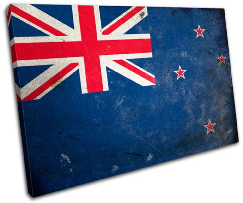 Abstract New Zealand Maps Flags - 13-1575(00B)-SG32-LO